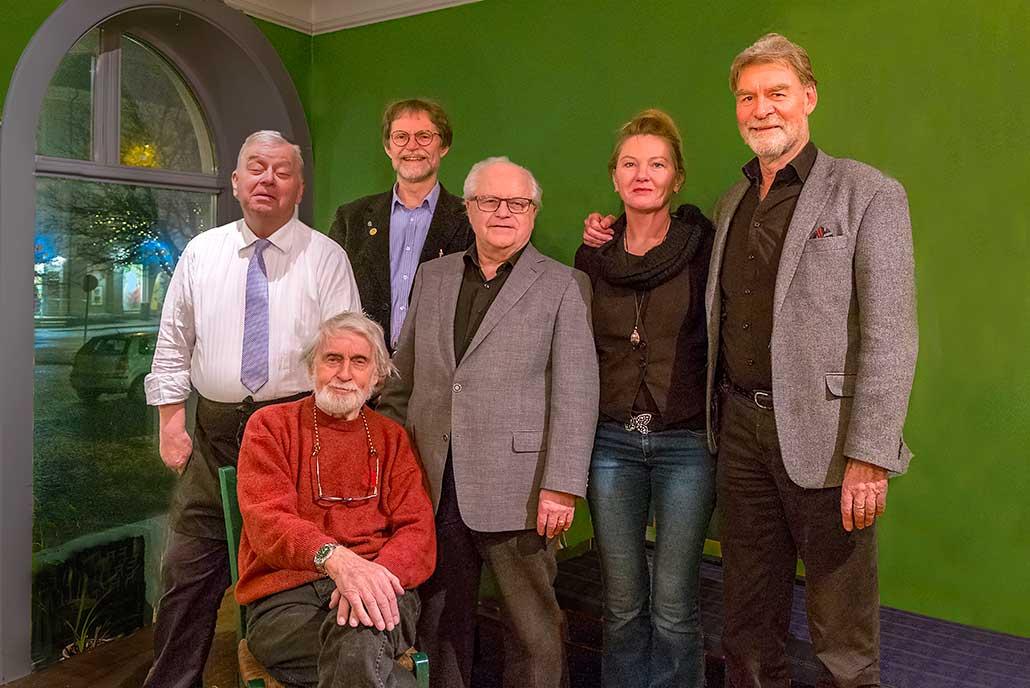 Styret i Fredrikshald Theaterselskab 2017