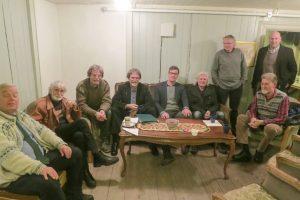 Stiftelsesmøtet