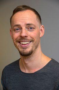 Øyvind Høyem spiller Ridefogden