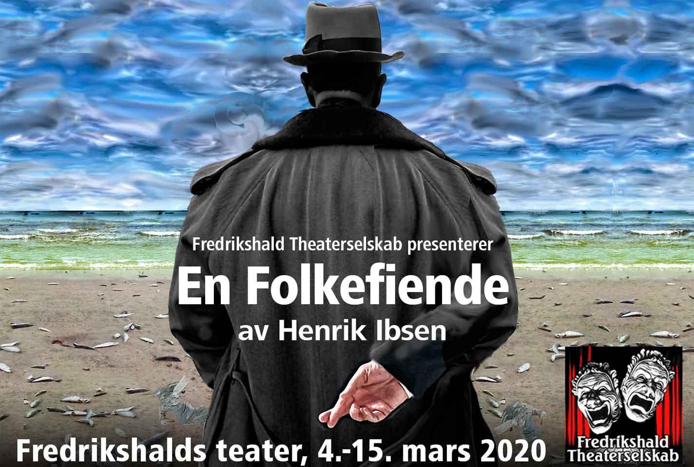 En Folkefiende av Henrik Ibsen